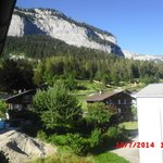 Bergparadies in Flims