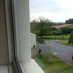 View from guest room - Views from every window