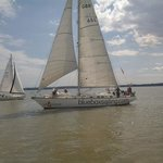 Our yacht 28/7/2014