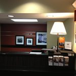 Hampton Inn Savannah-I-95/Richmond Hill resmi