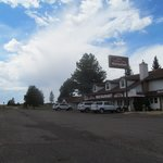 Canyon Pines restaurant and motel