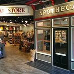 Updated gift store in the Gettysburg Heritage Center
