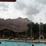 Foto de Hampton Inn & Suites Springdale Zion National Park