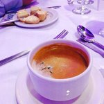 Prawn and Pernod Bisque - Wedding