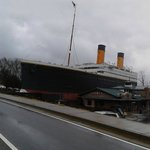 Titanic Museum Attraction Foto