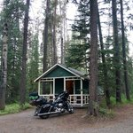 Our wee cabin