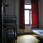 Foto van Heart of Gold Hostel