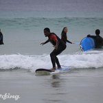 Let's Go Surfing Foto