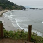 Indian Beach view from Clatsop Trail