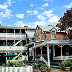 The Pequot Hotel in Oak Bluffs, Martha's Vineyard
