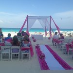 WEDDING at BEACH PALACE