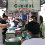 Another must try if you are in Penang, the famous Chendul! Yummilicious!