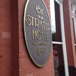 Strater hotel.