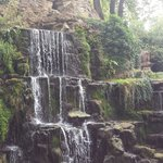 Bowood Waterfall