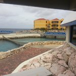 Roysl Sea Aquarium Resort from the aquarium