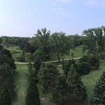Panorama from the top of the tower