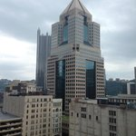 City view from Renaissance Pittsburgh