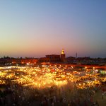 Photo of Jemaa el Fna