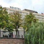 Photo de Novotel Strasbourg Centre Halles