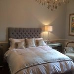 One of the lovely double rooms with high end bathrooms excellent power showers.