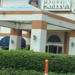 BEST WESTERN PLUS Carlton Suites resmi