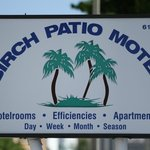 Birch Patio Motel Foto