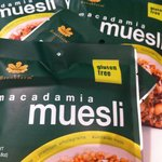 Packs of yummy GF muesli