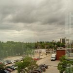 View from east to west, Norwood Hotel  |  112 Marion St, Winnipeg, Manitoba R2H 0T1, Canada