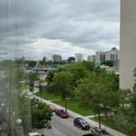 View of Winnipeg from the Norbert looking west, Norwood Hotel  |  112 Marion St, Winnipeg, Manit