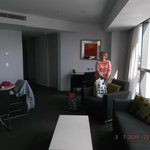 Meriton Serviced Apartments Brisbane on Herschel Street Foto