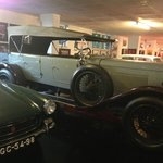 Classic Car bar