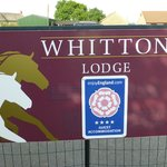 Whitton Lodge resmi