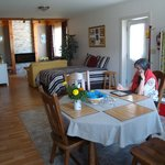 Foto de Duck Pond Bed and Breakfast Cottage