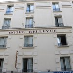 Photo de Bellevue Hotel - Montmartre