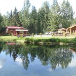 Foto de Bowman's Bear Creek Lodge