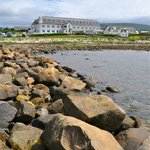Kinloch Hotel from the 'stone pier'