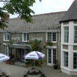 Foto de Porth Lodge Hotel