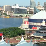 Baltimore Marriott Waterfront resmi