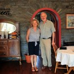owners Pat and Bernadette what a fantastic couple so pleasant and helpful