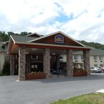 Foto van BEST WESTERN Berkeley Springs Inn