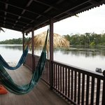 Foto van Amazon Arowana Lodge