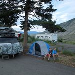 Foto Mammoth Campground