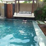 Photo de Disini Luxury Spa Villas