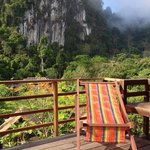 Foto di The Cliff & River Jungle Resort