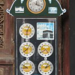 Various clocks to show them when to pray