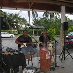 Great music during Happy Hour