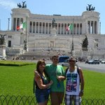 Our visit to Rome