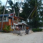 Lipa Lodge Beach Resort Foto