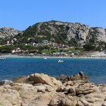 Baia Sardinia bay area