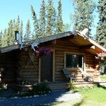 Fab self contained CloudBerry cabin